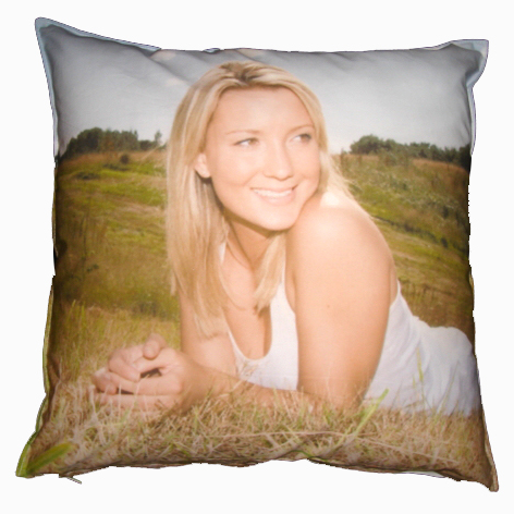 Almofada com Foto personalizada