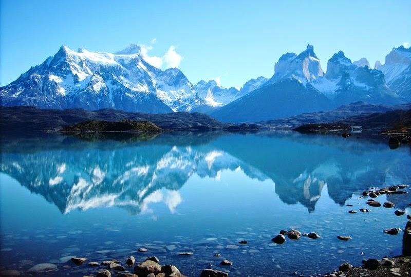 Parque Nacional Torres del Paine no Chile