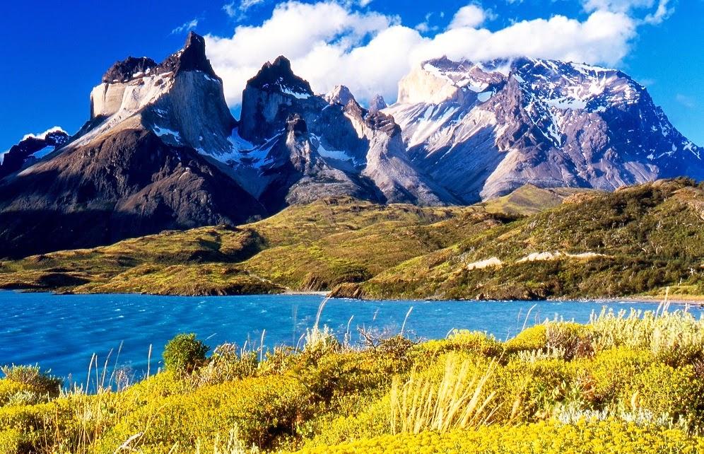 Torres del Paine Chile Patagonia