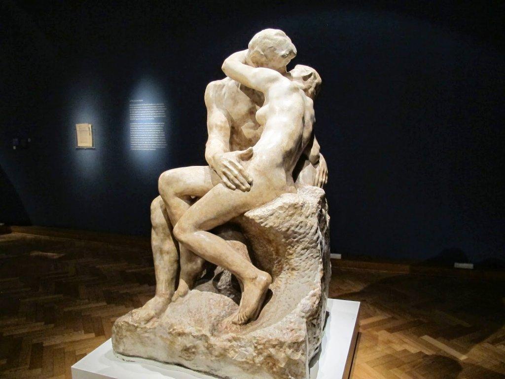 O Beijo de Rodin