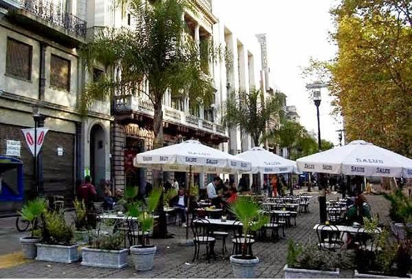 Ciudad Vieja em Montevideu