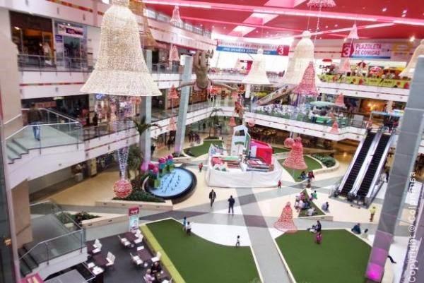 Centro Mayor o maior shopping da Colômbia