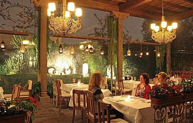 El Museo Larco Café e Restaurant