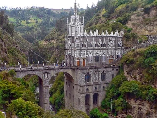 Santuário de Las Lajas
