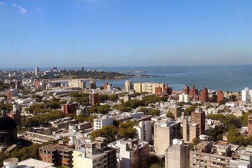 Mirador da Intendência de Montevidéu | Uruguai