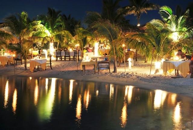 Old Man & The Sea Aruba Restaurante