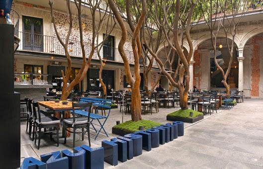Azul Condesa Restaurant