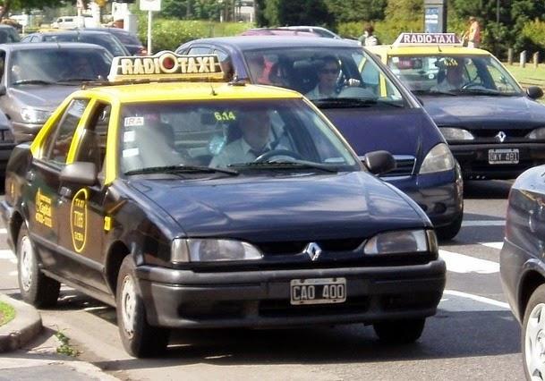 Táxi de Buenos Aires