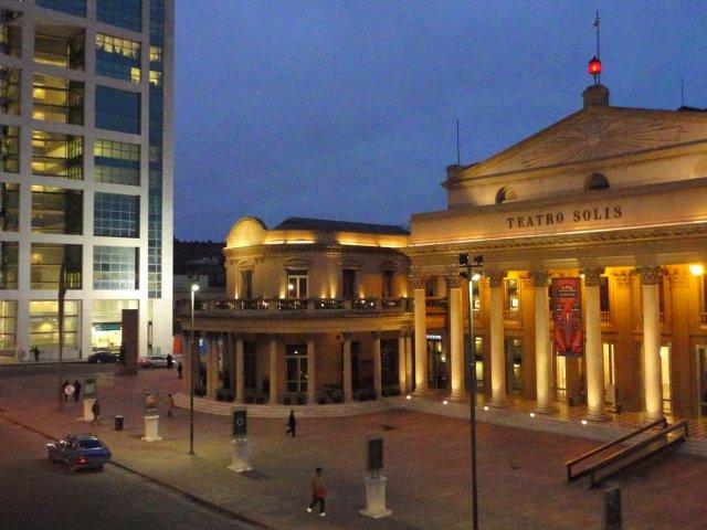 Teatro Solís em Montevidéu | Uruguai
