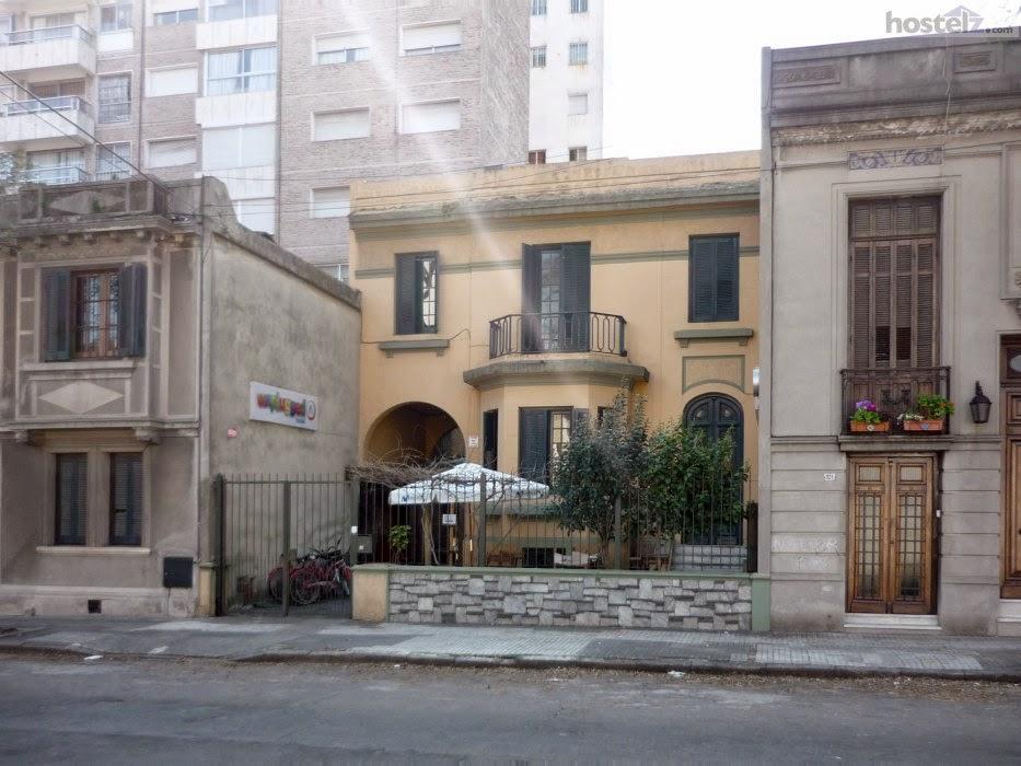 Unplugged Hostel Pocitos Montevidéu