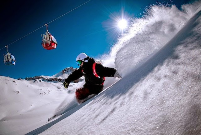 Valle Nevado Ski Resort no Chile | Estação de Ski