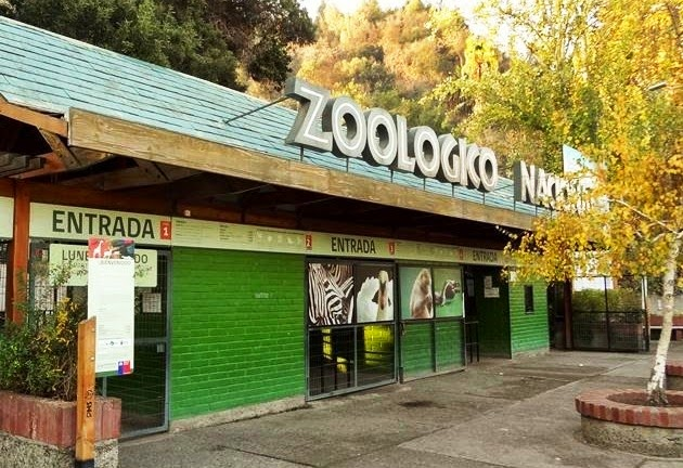 Zoológico Nacional do Chile