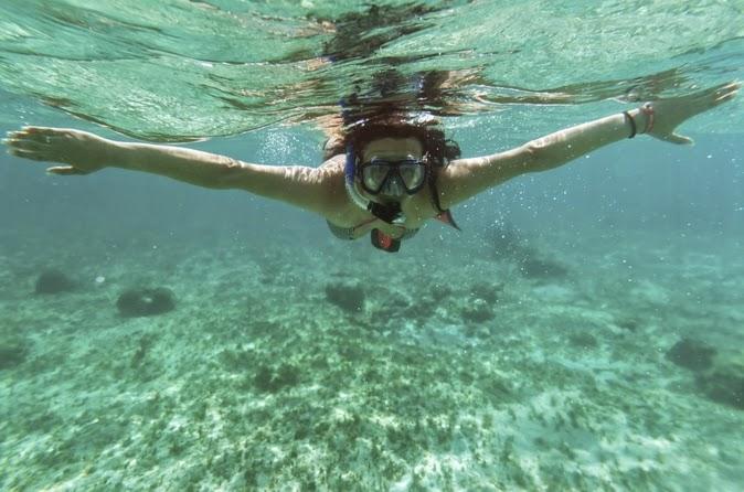 Mergulho na Ilha da Roqueta Acapulco