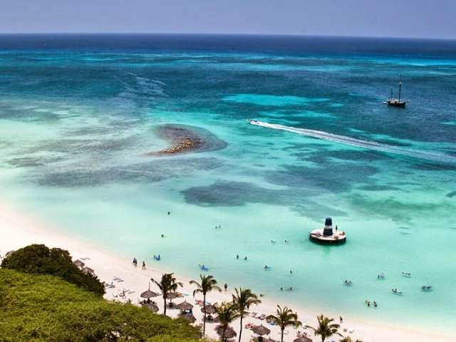 O que fazer em Aruba