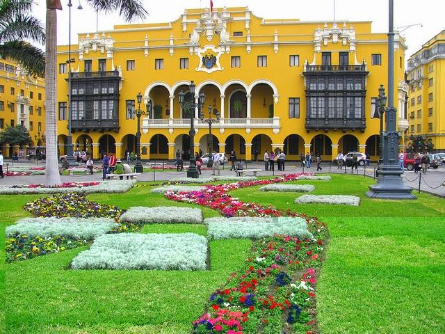 O que fazer no Centro Histórico em Lima no Peru