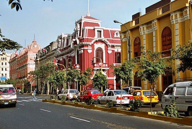 Pontos Turísticos em Lima no Peru
