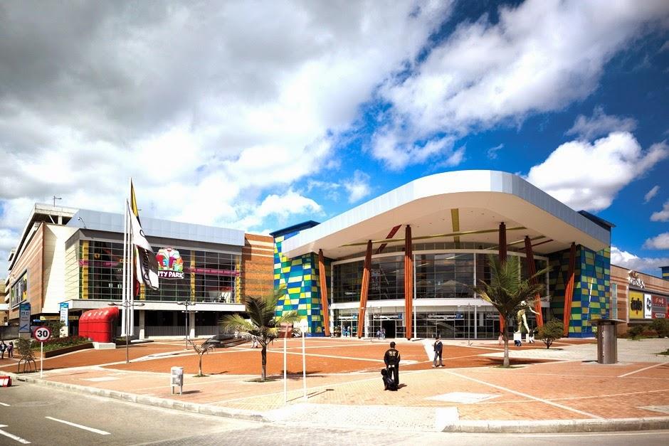 Shopping Centro Mayor em Bogotá na Colômbia