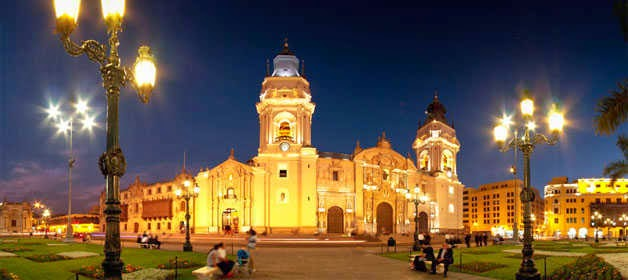 complexo de San Francisco de Assis Lima