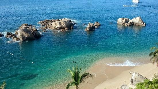 Praia Condesa Acapulco