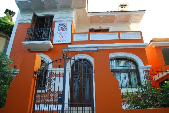 Melhores Hostels em Montevidéu no Uruguai