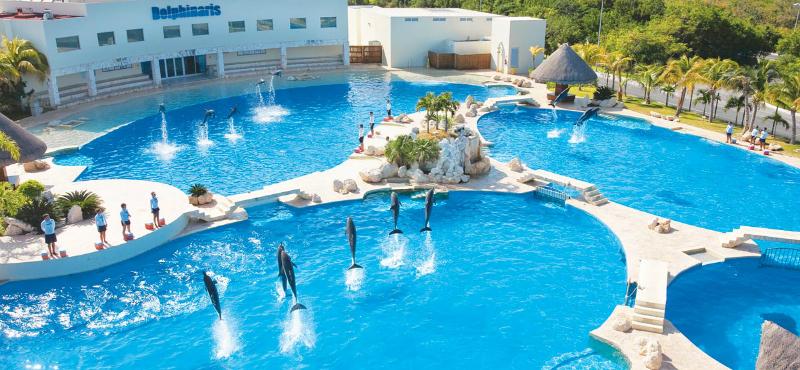 Sobre o Dolphinaris Cancún em Cancún