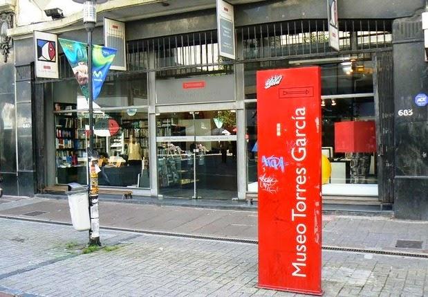 Museu Torres García em Montevidéu | Uruguai