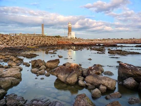 Farol de Punta Carretas em Montevidéu | Uruguai