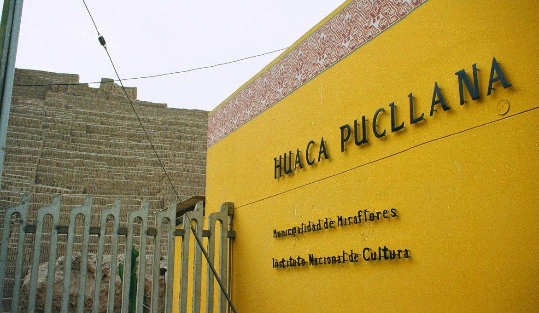 Huaca Pucllana em Lima | Peru
