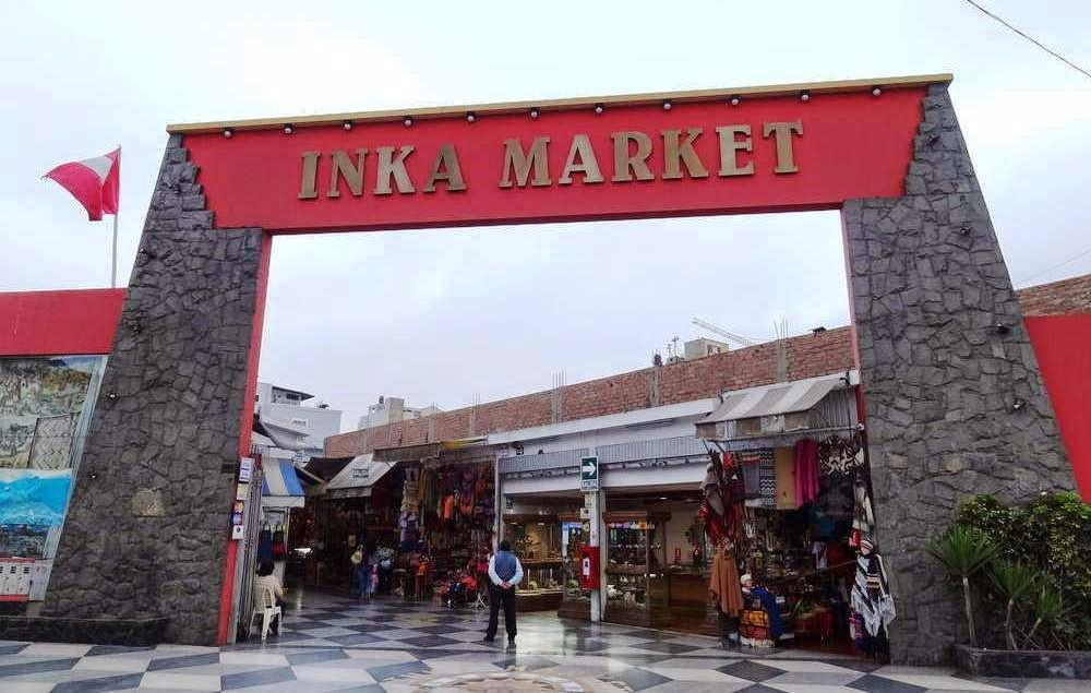 Mercado Inka em Lima | Peru