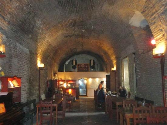 Restaurante Manzana de las Luces
