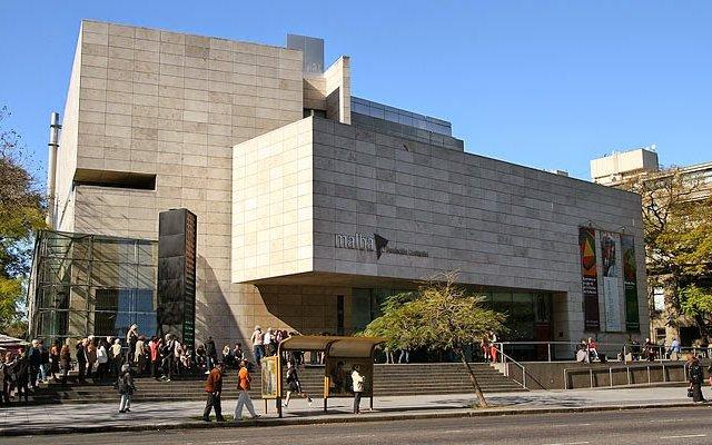 Museu de Arte Latino-Americana de Buenos Aires na Argentina