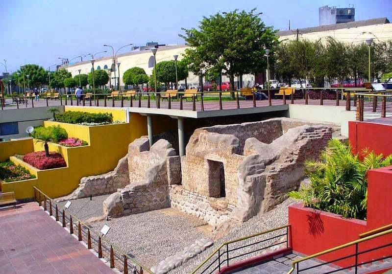 muralhas de Lima