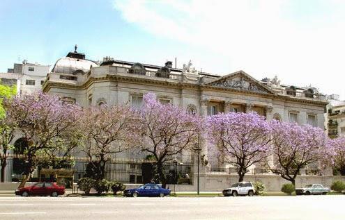 Museu Nacional de Artes Decorativas em Buenos Aires na Argentina