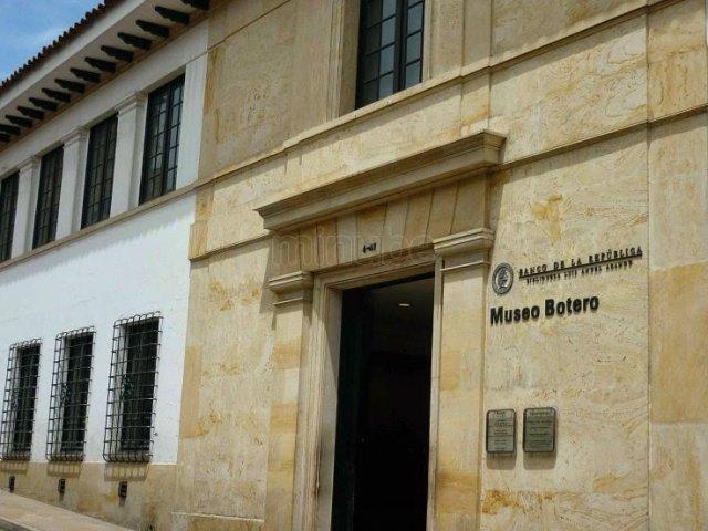 Museu Botero em Bogotá na Colômbia