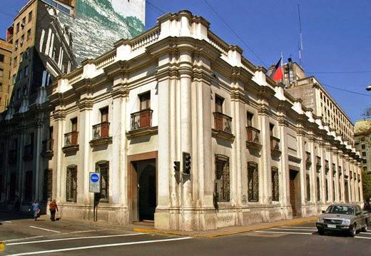 Museus em Santiago no Chile