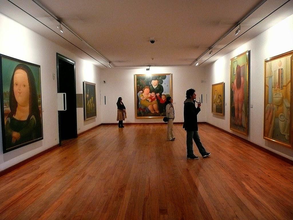 Museu Botero em Bogotá