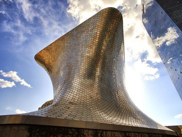 Museu Soumaya na Cidade do México