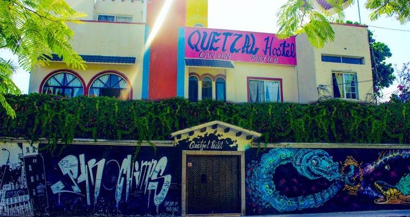 Hostel Quetzal em Cancún