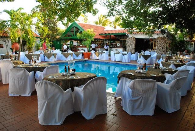 Restaurantes bons em Aruba