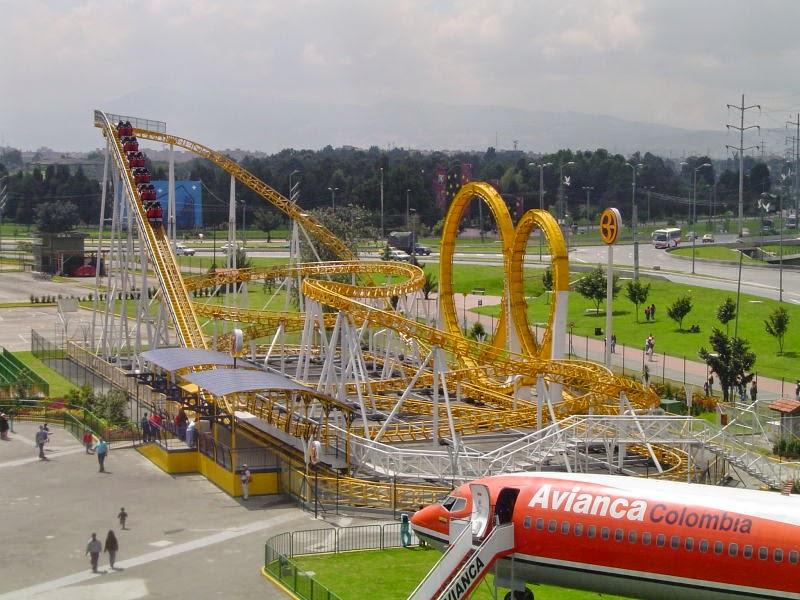 Parque Salitre Mágico Bogotá