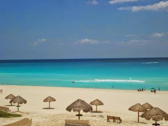 As melhores praias do México