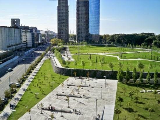 Plaza de las mujeres argentinas
