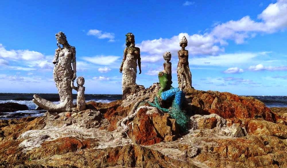 Plazoleta Grã-Bretanha Punta del Este Uruguai