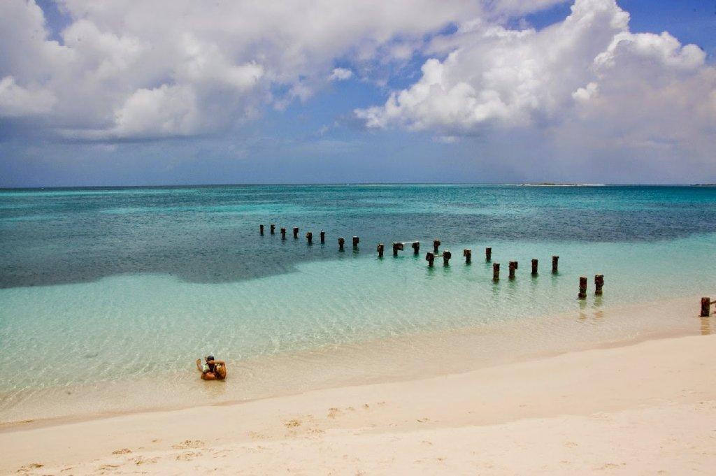 Praia Rodgers Beach Aruba
