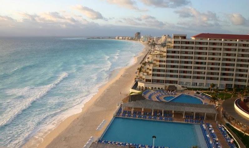 Melhores praias em Cancún no México