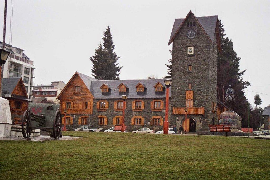 Centro Cívico em Bariloche