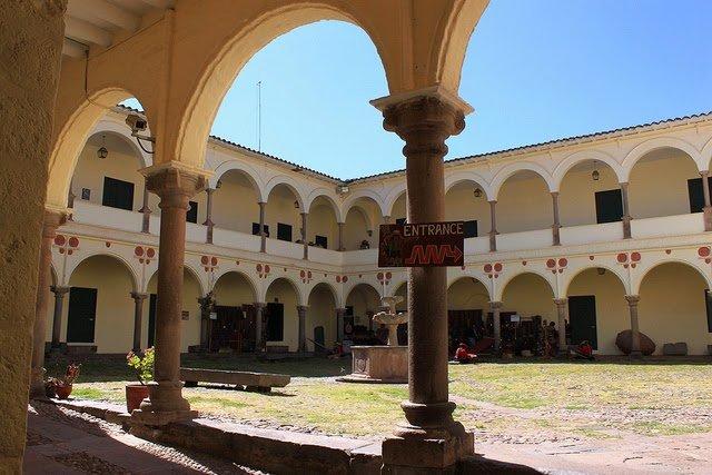 Museu Inka em Cusco   Peru