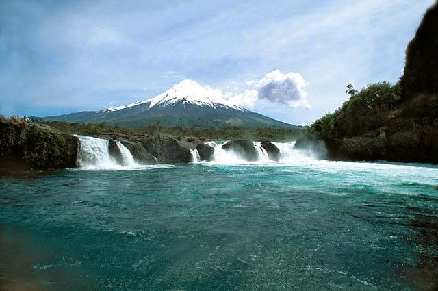 Rio Petrohué Bariloche