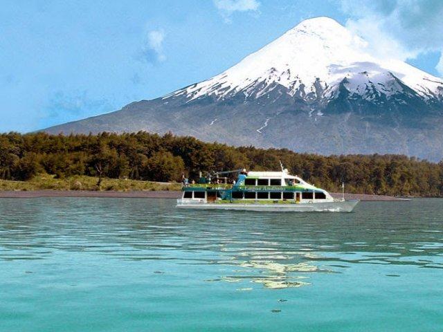 Travessia dos Lagos Andinos em Bariloche na Argentina