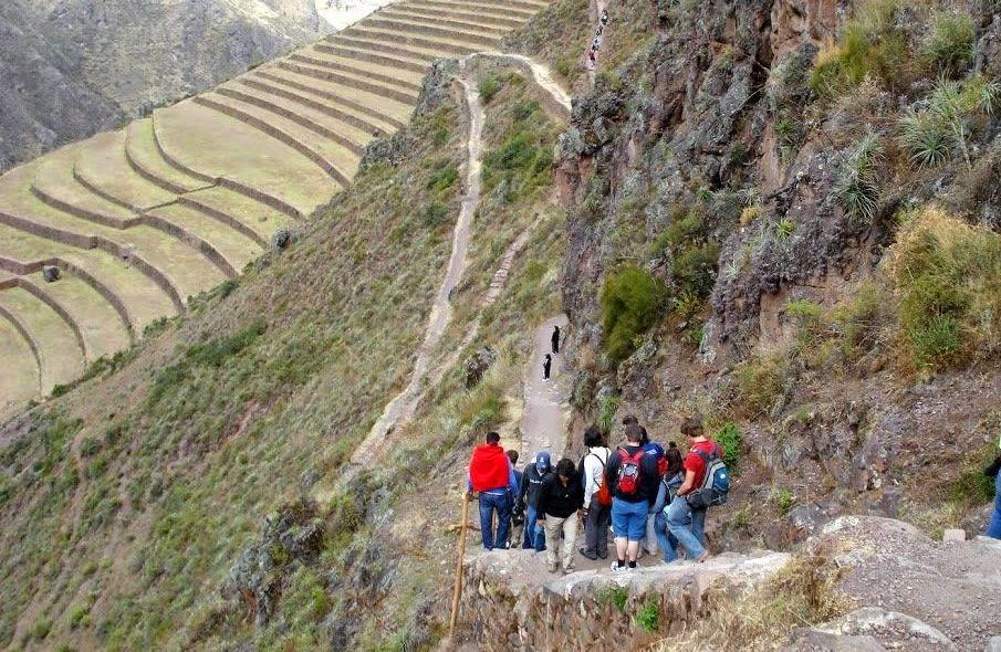 Trilha Machu Pichu